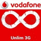 Vodafone Unlim 3G Plus - тариф, цена