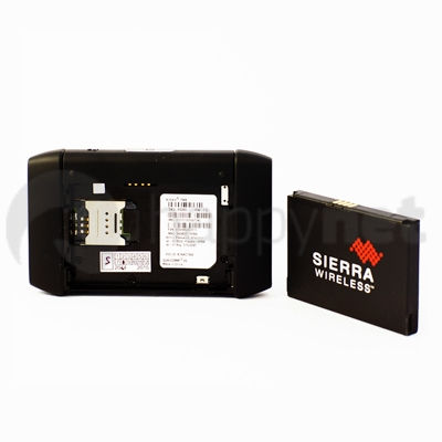 Sierra Wireless Aircard 754S слот под microCD